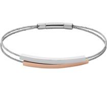 -Armband Edelstahl One Size 87317641