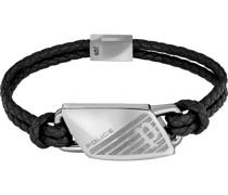 -Armband Matobo Leder, Metall Braun 32012830