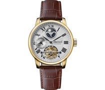 -Uhren Analog Automatik Silber 32018095