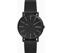 -Uhren Quarz Grau 32012046