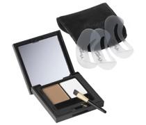 Augenmake-up Make-up Augenbrauenpuder 3g Grau, Weiss