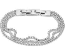 -Armband Edelstahl 183 Zirkonia Rosé 32013454