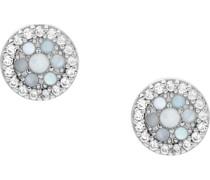-Ohrstecker 925er Silber One Size 87966925