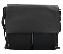 Umhängetasche Messenger Bag Leder 42 cm