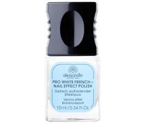 10 ml Pro White French Nagellack