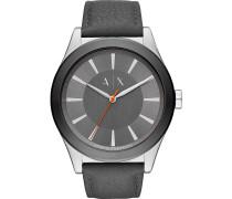 -Uhren Analog Quarz One Size Leder 87429521