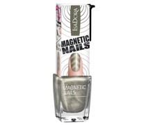 Magnetic Nails Nagel-Make-up Nagellack 6ml Grau