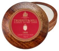 1805 Luxury Shaving Soap in Wooden Bowl Rasur 99.0 g