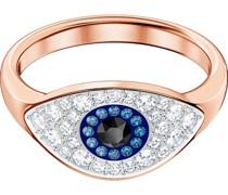 -Damenring Metall -Kristall 58 32005045