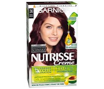 1 Stück  Nr. 36 - Black Cherry Nutrisse Creme Intensivcoloration Haarfarbe