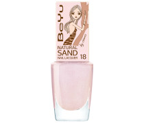 9 ml Nr. 18 - Soft Nude Natural Sand Nail Lacquer Nagellack
