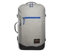 Traveller Pack 35 Rucksack 53 cm Laptopfach Rucksäcke Silber