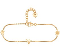 Cai-Armband 925er Silber Gold 32013989