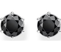 -Ohrstecker 925er Silber Zirkonia One Size 87442411