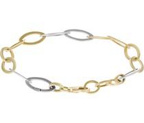 -Armband 375er Gelbgold, Weißgold One Size 85470019