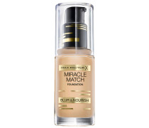 30 ml Golden Miracle Match Foundation