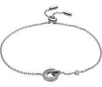 -Armband Edelstahl Perlmutt One Size 88033248