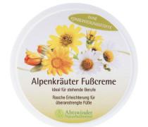 100 ml Alpenkräuter Fußcreme