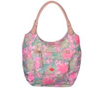 1 Stück  Flower Field City Shopper Tasche