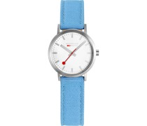 -Uhren Analog Quarz Blau 32016826