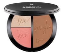 Bronzer Gesichts-Make-Up Make-up Set 22.22 g Rosegold