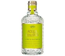 Lime & Nutmeg Eau de Cologne (EdC) 170ml für Frauen