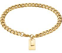 -Armband Edelstahl Roségold 32014943