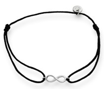 Armband Infinity Sterling Silber silber Silberarmband