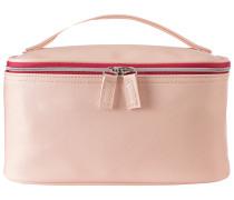 1 Stück  Pink Kosmetiktasche