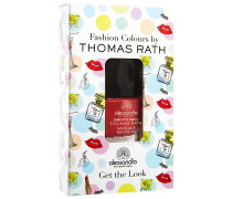"""10 ml Chrysty's Red Special Edition by Thomas Rath """"Nagellack Fashion Colours"""" Nagellack"""