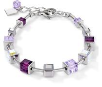 -Armband Edelstahl Swarovski-Kristall One Size 88064399