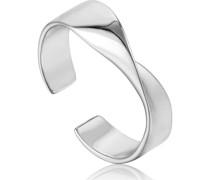 -Damenring Helix Adjustable Ring 925er Silber Gold 32014196