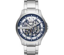 -Uhren Automatik One Size Edelstahl 88127013