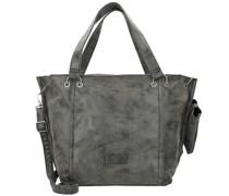 Shopper Tasche 33 cm Grau