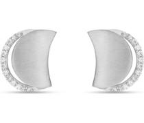 -Ohrstecker 925er Silber Zirkon One Size 87682196