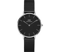 -Uhren Analog Quarz One Size Edelstahl 87375935