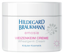 50 ml Weizenkeim Creme Gesichtscreme