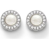 -Ohrstecker 925er Silber One Size 87171795