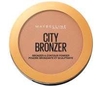 Nr. 300 - Deep Cool City Bronzer Puder 8g