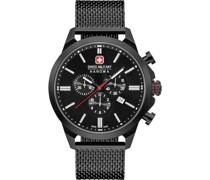 -Uhren Analog Quarz Schwarz 32011588