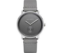 -Uhren Analog Quarz Grau 32010527