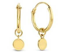 Ohrringe - 585 Gold / 14 Karat