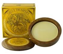 Sandalwood Shaving Soap Wooden Bowl Rasur 80.0 g