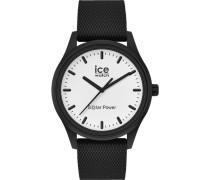 Unisex-Uhren Analog Quarz Dunkelblau 32015102