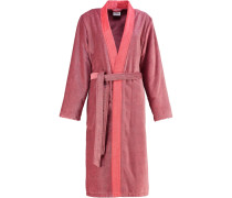 Bademantel Kimono Two-Tone 6431 rot - 27