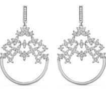 Silver-Ohrstecker 925er Silber 178 Zirkonia One Size 88005091