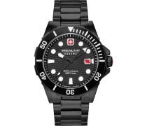 -Uhren Analog Quarz Silber 32012816