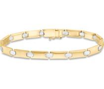 -Armband 375er Gelbgold One Size 86061627