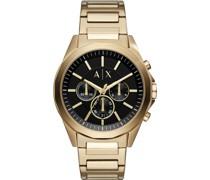 -Uhren Analog Quarz One Size Edelstahl 87315878
