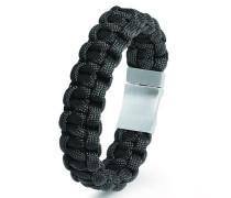 Armband für aus geflochtenem Nylon